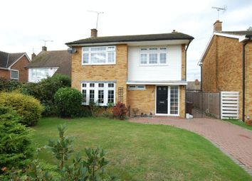 Thumbnail 4 bed detached house for sale in The Spinney, Orsett, Grays