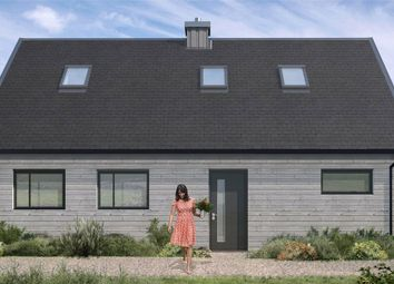 Thumbnail 3 bed detached house for sale in Plots 22, 23 & 24, Pistyll, Gwynedd