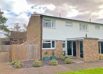 Thumbnail End terrace house for sale in Kirby Road, Waterbeach, Cambridge