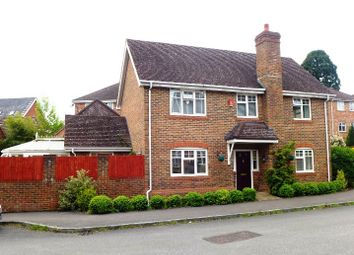 Thumbnail 4 bed detached house for sale in Marrow Meade, Fleet