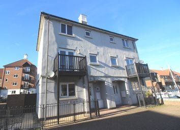 Thumbnail 4 bed semi-detached house to rent in Windward Quay, South Harbour, Eastbourne