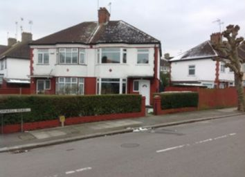 Thumbnail 3 bed semi-detached house for sale in Cromwell Road, Finchley