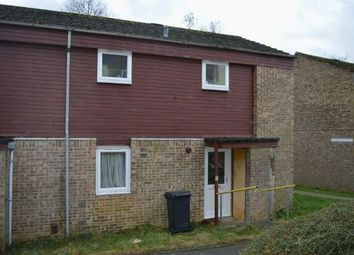 Thumbnail 2 bedroom end terrace house for sale in Waypost Court, Lings, Northampton