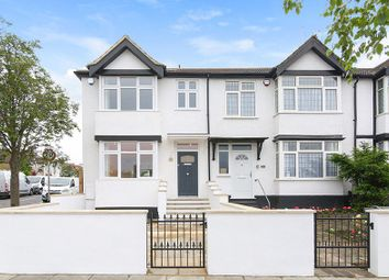 Thumbnail 3 bedroom end terrace house for sale in Christchurch Road, Colliers Wood