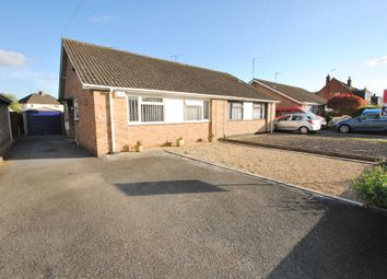 Thumbnail 2 bed semi-detached bungalow for sale in 12 Wards Road, Hatherley, Cheltenham