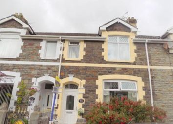 Thumbnail 2 bed terraced house for sale in Hunter Street, Briton Ferry, Neath