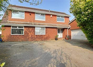 Thumbnail 4 bed detached house for sale in Humber Lane, Welwick, East Yorkshire