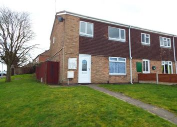 Thumbnail 3 bed end terrace house for sale in Cowlishaw Way, Rugeley, Staffordshire