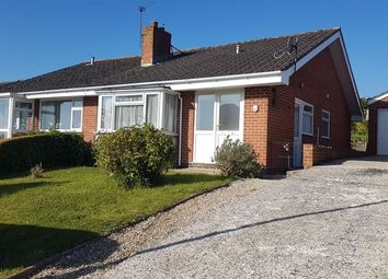 Thumbnail 2 bedroom semi-detached bungalow to rent in Barnards Hill Lane, Seaton