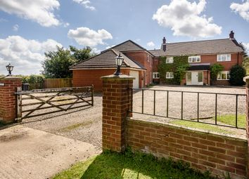 Thumbnail 4 bed detached house for sale in Cloanaig, Black Carr, Attleborough