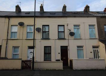 Thumbnail 3 bed terraced house for sale in Albert Road, Carrickfergus
