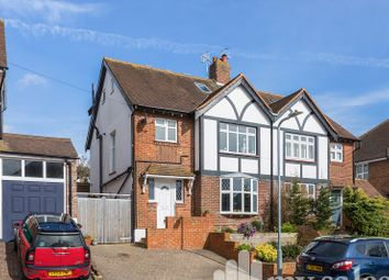 4 bed semi-detached house for sale in Cobton Drive, Hove, East Sussex. BN3