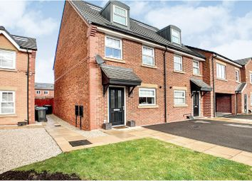 3 bed semi-detached house for sale in Wilkinson Park Drive, Leigh WN7