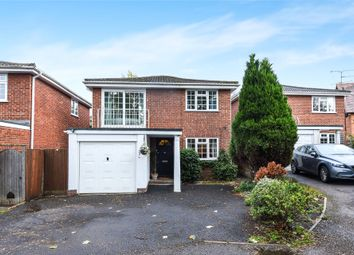 Thumbnail 4 bed detached house for sale in St. Marys Road, Sindlesham, Wokingham, Berkshire