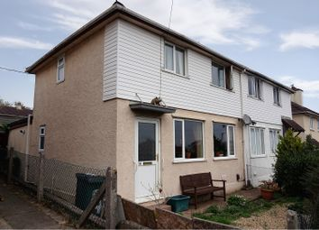 Thumbnail 3 bed semi-detached house for sale in Ashburton Road, Newton Abbot