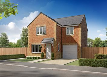 Thumbnail 3 bed detached house for sale in Plot 145, Kildare, Moorside Place, Valley Drive, Carlisle
