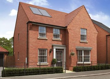 "Thumbnail 4 bedroom detached house for sale in ""Holden"" at Mill Lane, Horsford, Norwich"