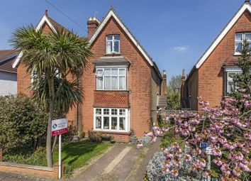 Thumbnail 4 bed semi-detached house for sale in Salisbury Road, London