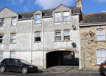 Thumbnail 1 bed flat for sale in Higher Bore Street, Bodmin