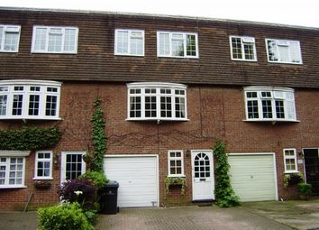 Thumbnail 4 bed terraced house to rent in Fieldhead Gardens, Bourne End