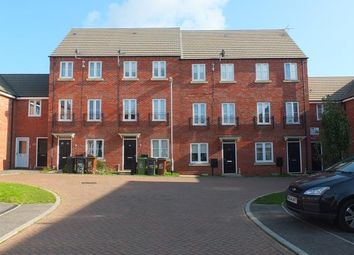 Thumbnail 4 bed terraced house for sale in Pascal Close, Corby