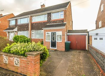 Thumbnail 3 bed semi-detached house for sale in Pleydell Close, Coventry