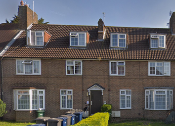 Thumbnail 3 bed flat to rent in Wolsey Grove, Edgware, London