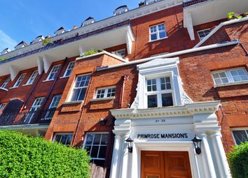 Thumbnail 1 bed flat to rent in Primrose Mansions, Prince Of Wales Drive, Battersea, London