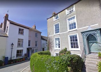 Thumbnail 3 bed maisonette for sale in 27 North Parade, Penzance, Cornwall.