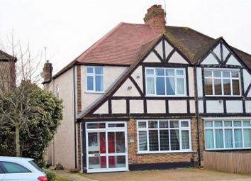 Thumbnail 3 bed semi-detached house for sale in Croydon Road, Beckenham