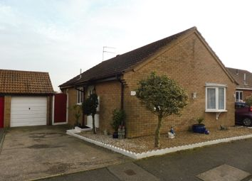 Thumbnail 2 bed detached bungalow for sale in Noel Close, Hopton, Great Yarmouth