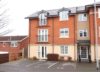 Thumbnail 2 bedroom flat for sale in Hamilton Avenue, Uttoxeter
