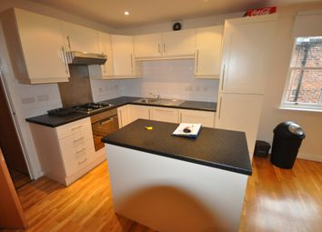 Thumbnail 2 bed flat to rent in Vicar Lane, Howden, Goole