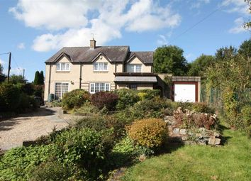 Thumbnail 3 bed detached house for sale in Graiglwyd, Druid Road, Menai Bridge