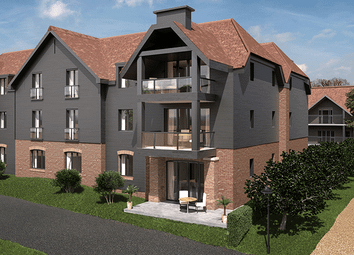 Thumbnail 2 bed flat for sale in Plot M09, Audley Stanbridge Earls, Romsey