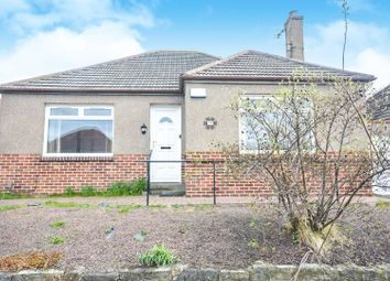 Thumbnail 2 bed detached bungalow for sale in Craigmount Avenue North, Edinburgh