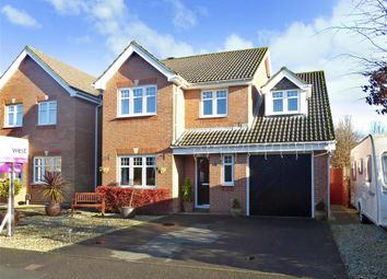 Thumbnail 5 bed detached house for sale in Acer Way, Havant, Hampshire
