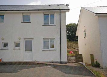 Thumbnail 3 bed semi-detached house for sale in 11B, Maes Yr Awel, Ponterwyd, Aberystwyth