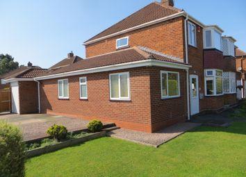 Thumbnail Semi-detached house for sale in Pickenham Road, Maypole, Bimingham