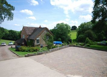Thumbnail 4 bed detached house for sale in Bromyard Road, Cradley Malvern, Herefordshire