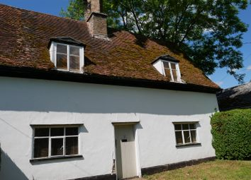3 bed cottage for sale in Buxhall, Stowmarket IP14