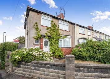 Thumbnail 2 bed end terrace house for sale in Glebe Place, Wednesbury