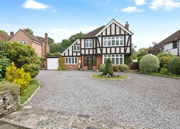 Thumbnail 4 bed detached house for sale in Kingsway, Chandlers Ford, Eastleigh, Hampshire