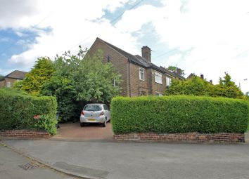 Thumbnail 3 bed semi-detached house for sale in Fraser Road, Carlton/Mapperley Border, Nottingham