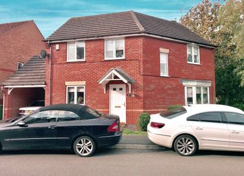 Thumbnail 3 bed property to rent in Foulds Lane, Blaby, Leicester