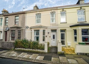 4 bed terraced house for sale in Cromwell Road, Plymouth PL4