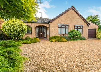 3 bed detached bungalow for sale in Throstlenest, Farcet, Peterborough PE7