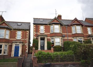 Thumbnail 3 bed semi-detached house for sale in Sherborne Road, Yeovil, Somerset