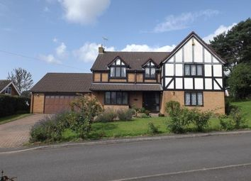Thumbnail 4 bed detached house for sale in Linden Court, Clay Cross, Chesterfield, Derbyshire