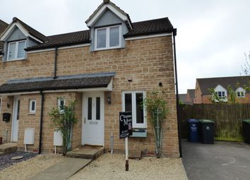 Thumbnail 2 bed end terrace house for sale in Deer Gardens, Gillingham